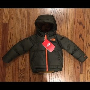 North Face Toddler Moondoggy Down Jacket 2T